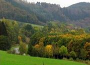 Sauerland en zijn groene mooie natuur